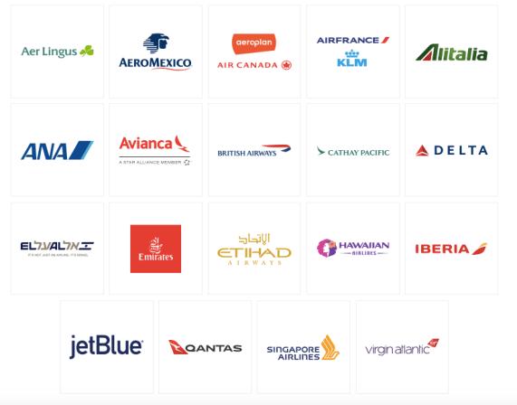 Amex transfer partners December 2019