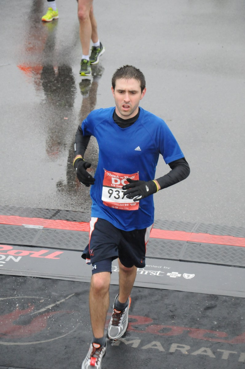 Review: Rock 'n' Roll DC Half Marathon (March 14, 2015)