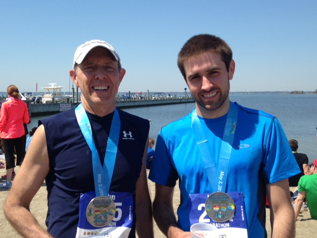 Review: Coastal Delaware Marathon (May 3, 2015)