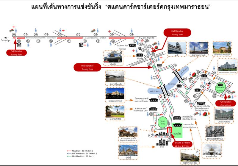 bkk marathon map