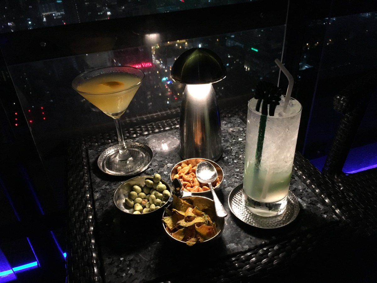 Review: Vertigo Moon Bar, Bangkok (w/ Menu and Prices)