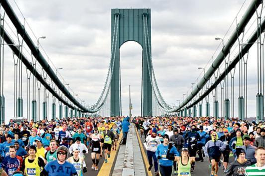 NYC Marathon -