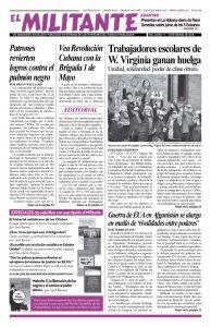 thumbnail of El Militante8211