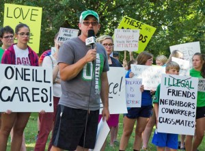 Gov't immigration raid sparks Nebraska protests