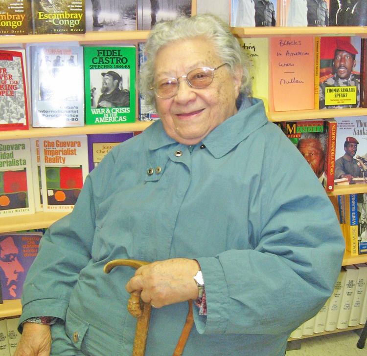 Joyce Meissenheimer in Toronto in December 2007.