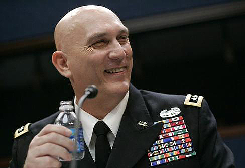 DISPOSABLE SOLDIERS DOCTRINE? Top Army Officer Gen Raymond ...