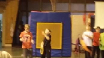 classe verte circus skills in action