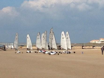 classe verte sand yachting