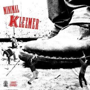 Minimal Klezmer poster