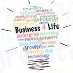 Business for Life logo