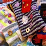 Pile of twiddle cuffs
