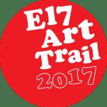 E17 Art Trail 2017 logo
