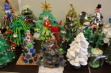Christmas tree Eco Art Project
