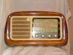 Il modello di prima radio più presente nell'immaginario collettivo
