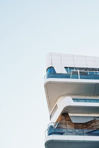CityLife, un dettaglio architettonico (Riccardo Oliva su Unsplash)
