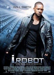 La locandina di I, Robot