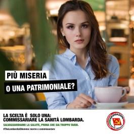 Campagna contro la Regione Lombardia per il coronavirus di Rifondazione Comunista (1)