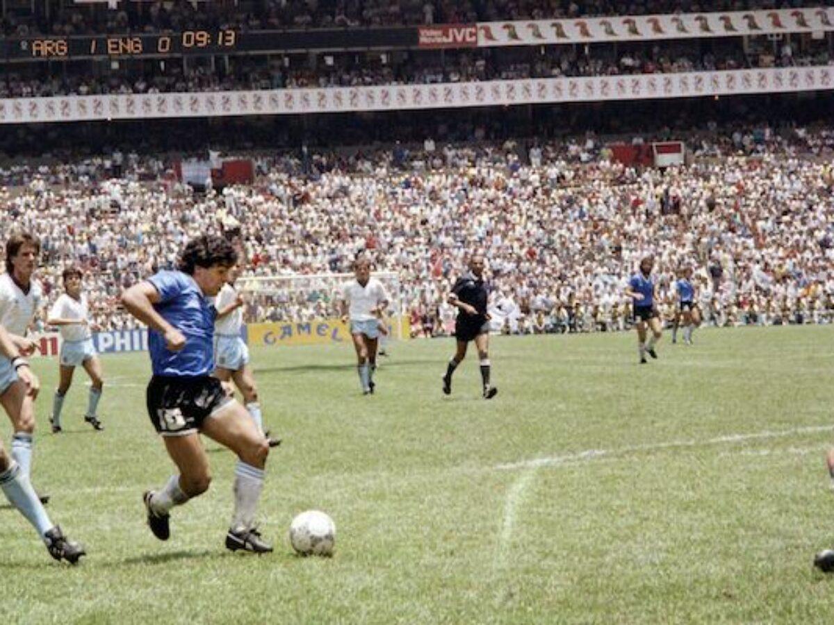 Maradona. El Màs Grande