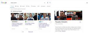Fausto Gresini è vivo ma il giornalismo è morto