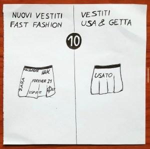 Fottutamente ecologico: fast fashion vs seconda mano