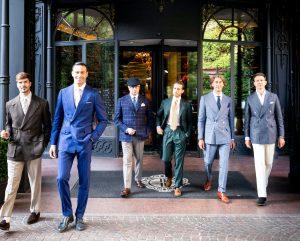 Milano su misura lancia la sfida ai millennial sulla riscoperta dell'eleganza maschile. E una call to action: imparare la sartoria