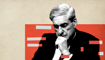 The Mueller investigation heats up as we enter Year Two.
