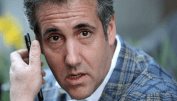 Michael Cohen On His Way To Witness Stand
