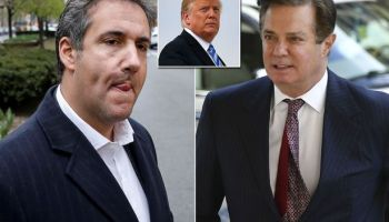 Licking lips like a lizard, Michael Cohen turns on Trump completely. Manafort guilty on 8 counts! Great day for US.