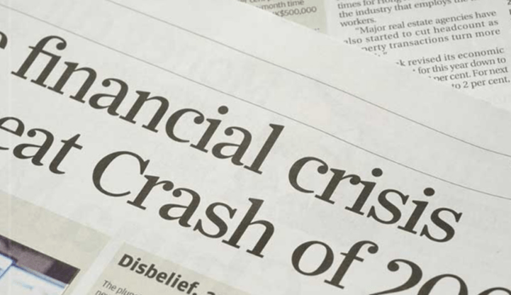 It's almost past time to start preparing for the huge financial crisis that is headed our way next year!