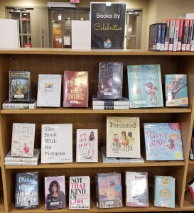 The Millennial Librarian Books with Celebrity Authors