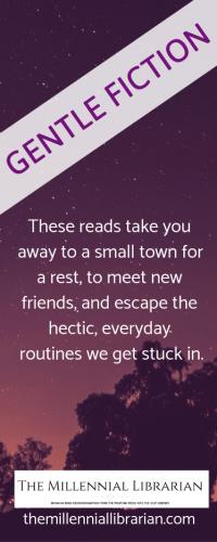 Gentle Fiction Bookmark