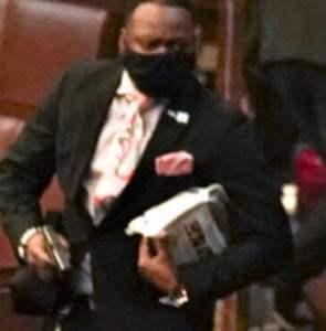 Democrats Protecting Careless Capitol Police Lieutenant Who Shot Ashli Babbitt