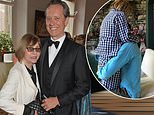 Richard E Grant reveals he's attending his wife Joan's funeral today