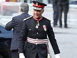 Royal courtier Sir Ken Olisa is criticised for making political statements on behalf of The Queen