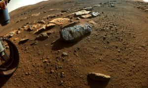 NASA's Mars Rover Collects First Planetary Samples for Return to Earth