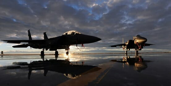 U.S.  Air Force Pilots Resign Rather Than Submit to the JabLarry Johnson