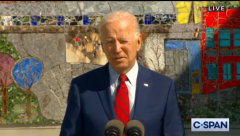 Biden: 'Politics Doesn't Have to Be This Way'