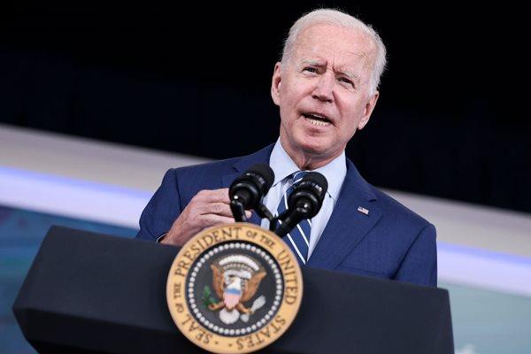 Biden Intervenes in Congressional Showdown over His Agenda