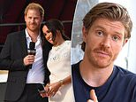 British hippie banker, 33, hung out at Harry's £10million LA mansion