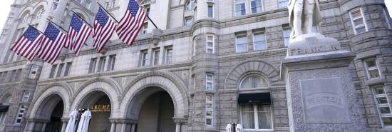 Miami-based investors in position to acquire rights to Trump's hotel in Washington