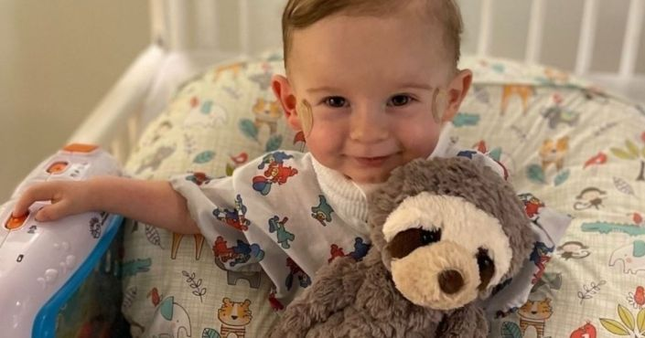 Look: Cincinnati Zoo Gives Huge Honor to Late 1-Year-Old Boy