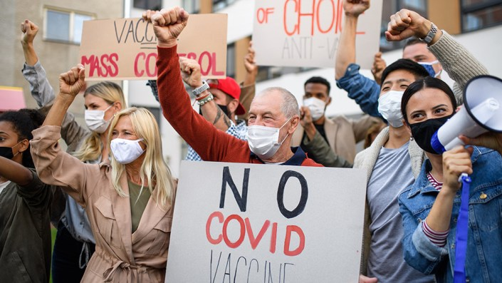 City workers in Gainesville, Florida FIGHT BACK against COVID-19 vaccine mandate