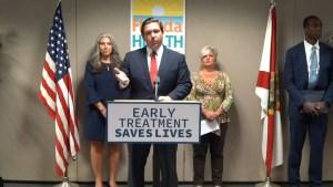 DeSantis threatens to sue Biden administration over vaccine mandate