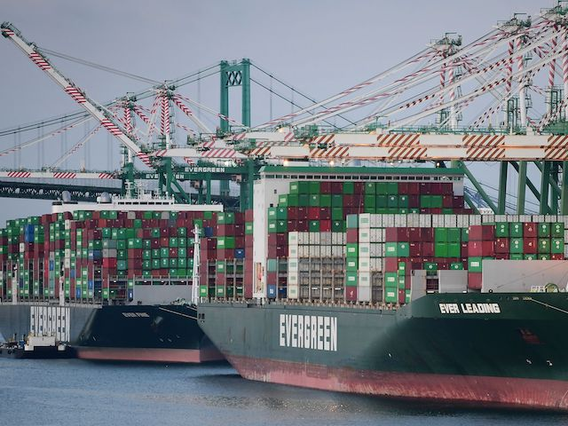 Report: Home Depot Joins Companies Chartering Private Ships to Circumvent Supply Chain Crisis