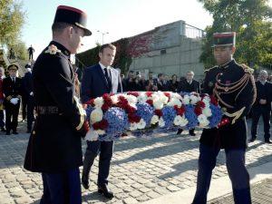 Macron Condemns Paris Police for Algerian Protester Deaths 60 Year Ago