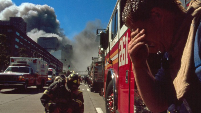 Vaccine mandates could lead to police and firefighter exoduses in urban areas