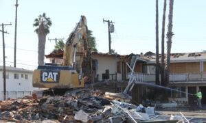 Anaheim Demolishes Motel, Builds Affordable Housing Units