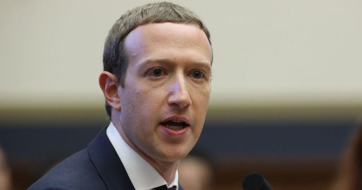 As Biden Sinks Us Deeper Into Disaster and the Media Covers for Him, Facebook Rolls Out New Rules Prohibiting Attacks on Them
