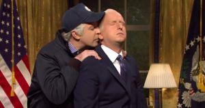 SNL Finally Takes Shot at Biden with 'Old' Vs. 'New' Joe