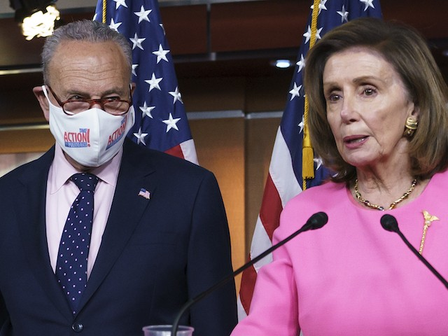 Democrat Lawmakers Rely on Handing Out Expensive Welfare to Win 2022 Midterms